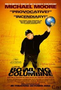 Movie Poster for Bowling for Columbine